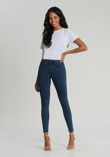 Calça Jeans Skinny Fit For Me, JEANS, large.