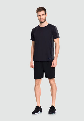 Camiseta Masculina Duo Color, MARINHO ACTION, large.